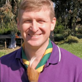 Chief Scout Brendon
